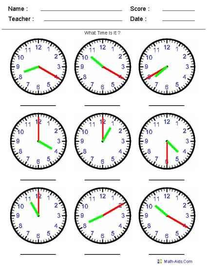 Awesome website for teaching all levels of telling time.