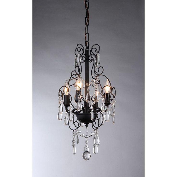 Bathroom Light Fixtures Overstock 72 best lighting images on pinterest | crystal chandeliers, mini