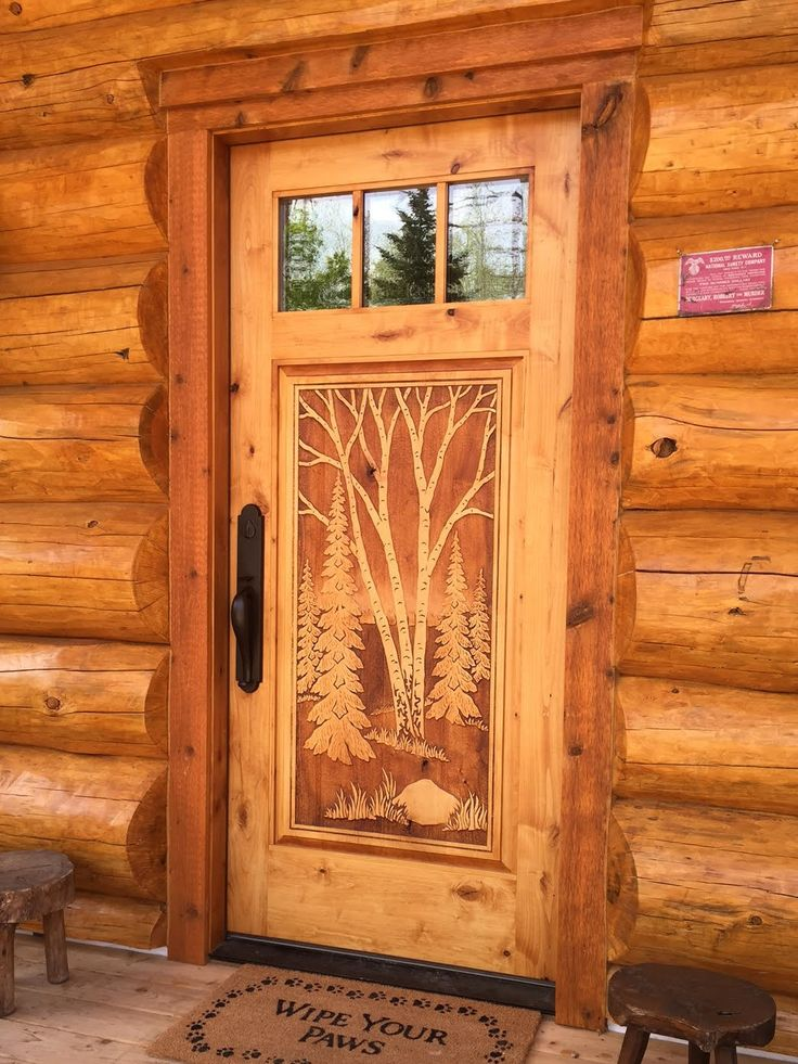 Best carved wood doors images on pinterest