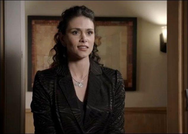 Melissa Ponzio in Teen Wolf