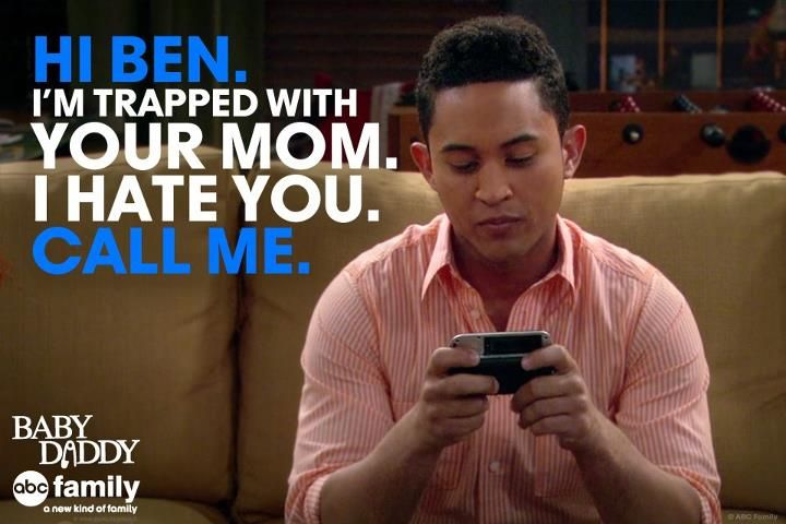 Baby Daddy, love this show - @Hailley Stacy balzer