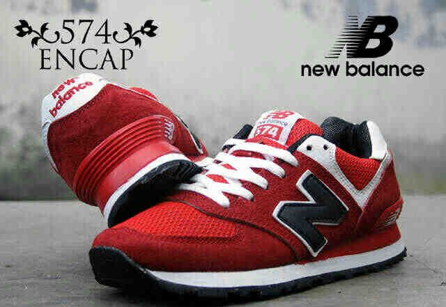 NEW BALANCE 574 ENCAP(Code:2CL126;@240.000) Sepatu Pria Made in Vietnam Size 40 – 44  Membuat AGAN tampak semakin cekatan, fashionable dan berkelas. SMS: 08531 784 7777 PIN: 331E1C6F Website: www.butikfashionmurah.com