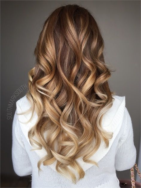 How-To: Warm Bronde Balayage - Hair Color - Modern Salon