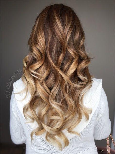 How-To: Warm Bronde Balayage - Hair Color - Modern Salon