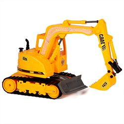 CAAE Tracked Hydraulic Excavator 1:45 7CH RTR RC Construction Truck