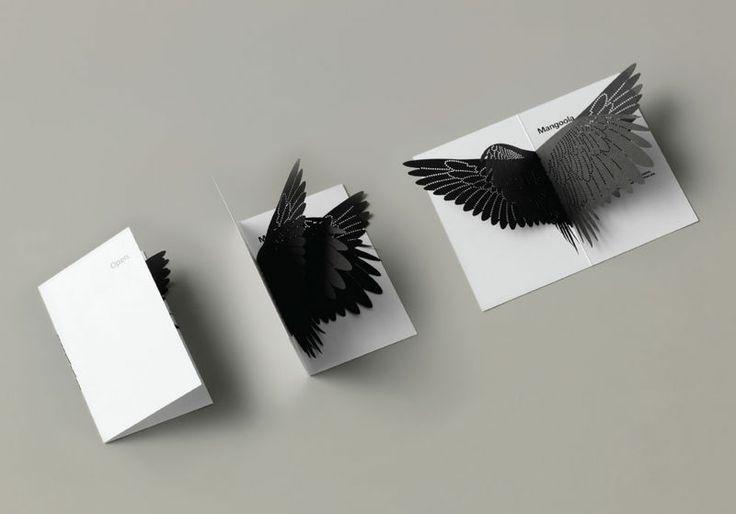 Actualité / L'invitation qui donne des ailes / étapes: design & culture visuelle