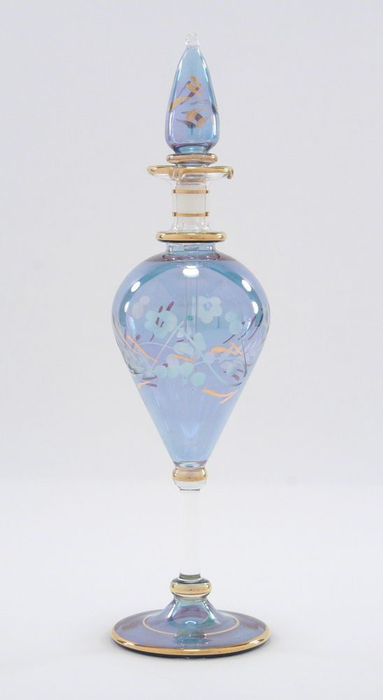 Botella egipcia de perfume...