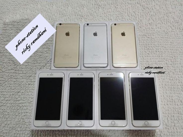 Apple iphone 6 garansi distributor - Serbuuuu…… satu-satu nya grosir handphone terbesar menawarkan handphone terbaru dan original dengan harga murah dan terjangkau di kala ngan masyarakat. hanya di PHONE STATION buruan beli jangan sampai kehabisan. Apple iphone 6plus 64GB rp:4,500,000,- Apple iphone 6plus 32GB rp:4,300,000,- Apple iphone 6plus 128GB rp:4,500,000,- Apple iphone 6 64GB rp:3,300,000,- Apple iphone 6 32GB rp:2,300,000,- Apple iphone 6 128GB rp:3,500,0
