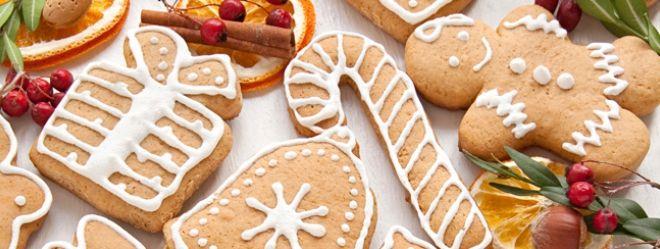 Zeste | Biscuits au pain d'épice