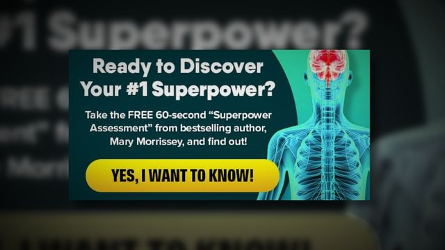 Visit http://threeinsights.net/book/yoursuperpower to take the free quiz to discover your #1 Superpower.