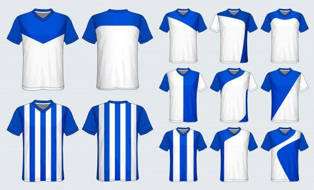 Soccer Jersey Template Sport T Shirt Design In 2020 Sports Jersey Design Sports Tshirt Designs Jersey Design
