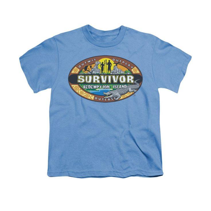 Survivor - Redemption Island Youth T-Shirt