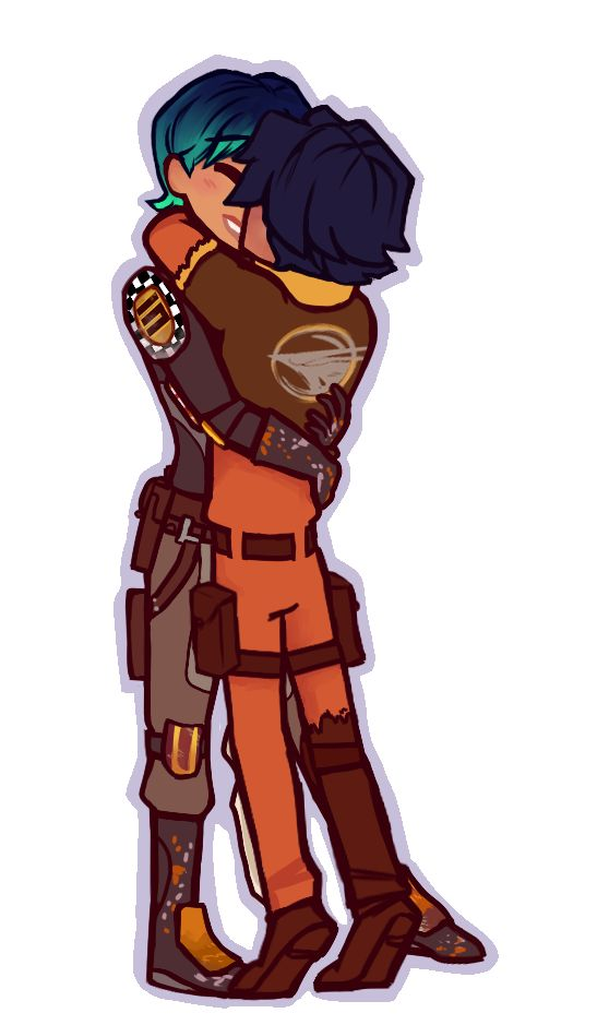 "[SCENE] Star Wars Rebels - ""Sabine sees Ezra"" scene - YouTube 