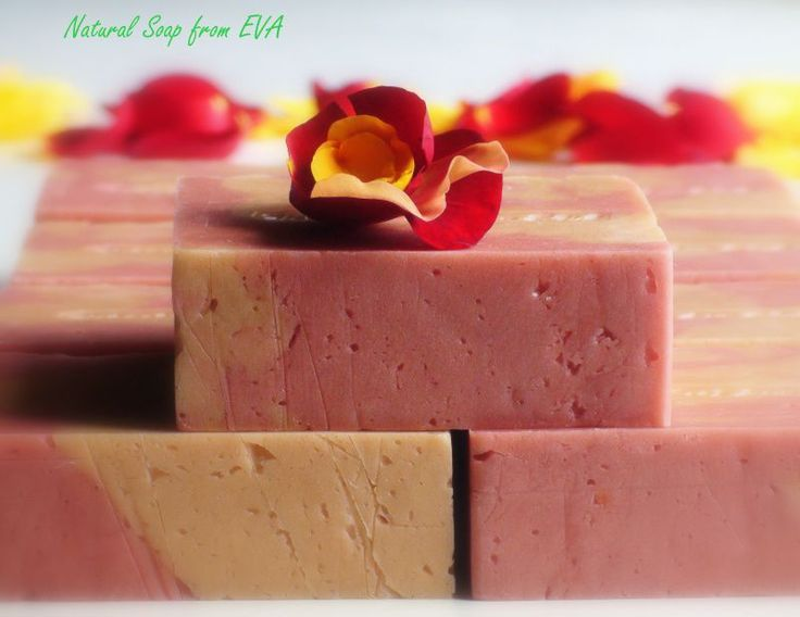 Купить Взбитое Мыло ручной работы «Фрутаксия» - комбинированный, мыло, мыло ручной работы