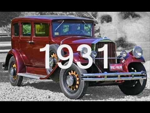 Nikola Tesla's Pierce-Arrow Electric Car Battery - YouTube