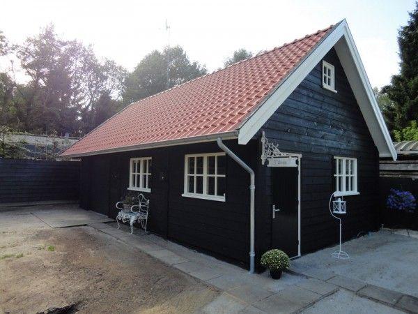 Luxe houten schuur op maat http://www.1001tuinhuisjes.nl/houten-schuur-sambeek.html