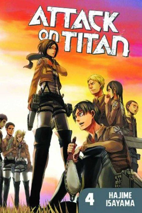 Attack on Titan manga outselling One Piece in 2014!