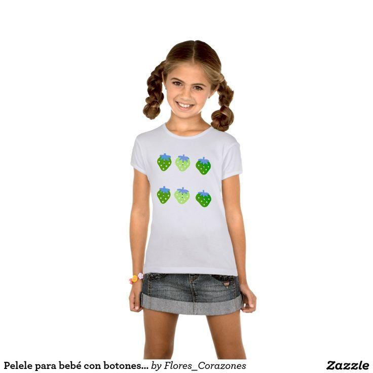 Tu Camiseta para niñas ajustada Babydoll de Bellapersonalizada
