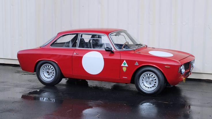 1965 Alfa Romeo GTA - 1600 Corsa   Classic Driver Market