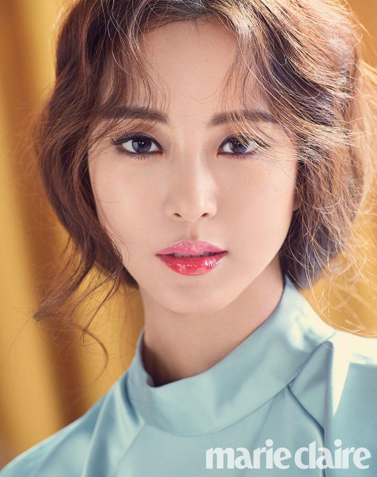 Han Ye Seul in Marie Claire Korea March 2017