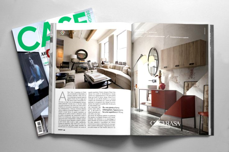 cerasa - arredo bagno - adv magazine
