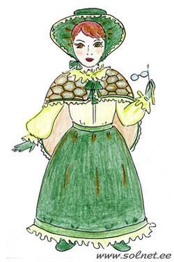 Карнавальный костюм черепахи тортила