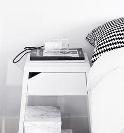 IKEA  SELJE BEDSIDE TABLE, *LOWEST PRICE*