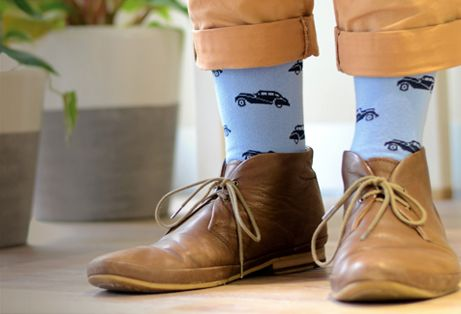 We have some amazing Pussyfoot Socks with us!! We know it's getting warmer and warmer and these bamboo socks will help you keep your feet cool and dry!They look amazing as well!! http://buff.ly/2h6sN2u#Summer #SummerSocks #Socks #MensSocks #Bamboo #BambooSocks #CoolFeet #DryFeet #MensFashion
