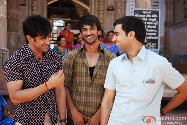 Kai Po Che Review - Rating: 4/5 Stars (Four-stars) Check out the full review right here - http://www.koimoi.com/reviews/kai-po-che-review/