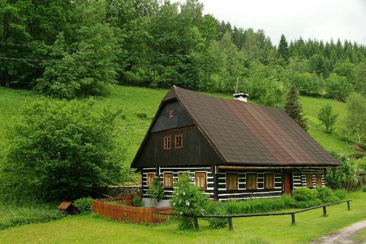 Krkonoše cottage (North-East Bohemia), Czechia