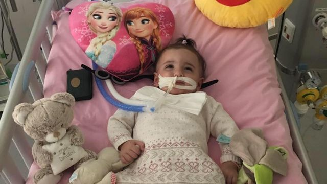 Toddler wakes up, smiles days after doctors recommend taking her off life support