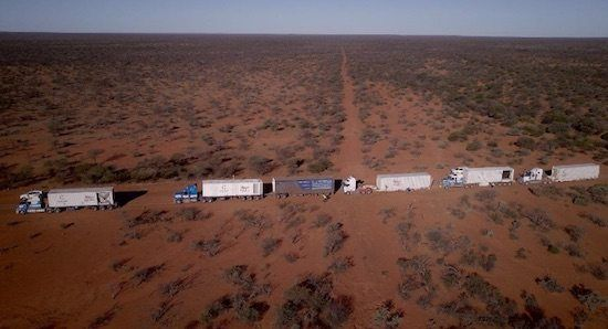 Australia's Largest Battery Storage System Delivered To Radio-Astronomy Observatory