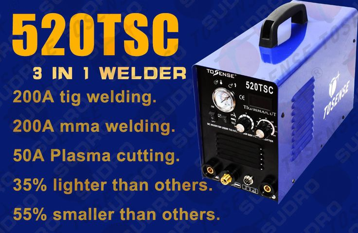 ==> [Free Shipping] Buy Best plasma cutting machine Tig MMA/Arc Cut multifunction welder cutter2016 Free shipping 520TSC DC inverter 3 IN 1 welding machine Online with LOWEST Price | 32738297956