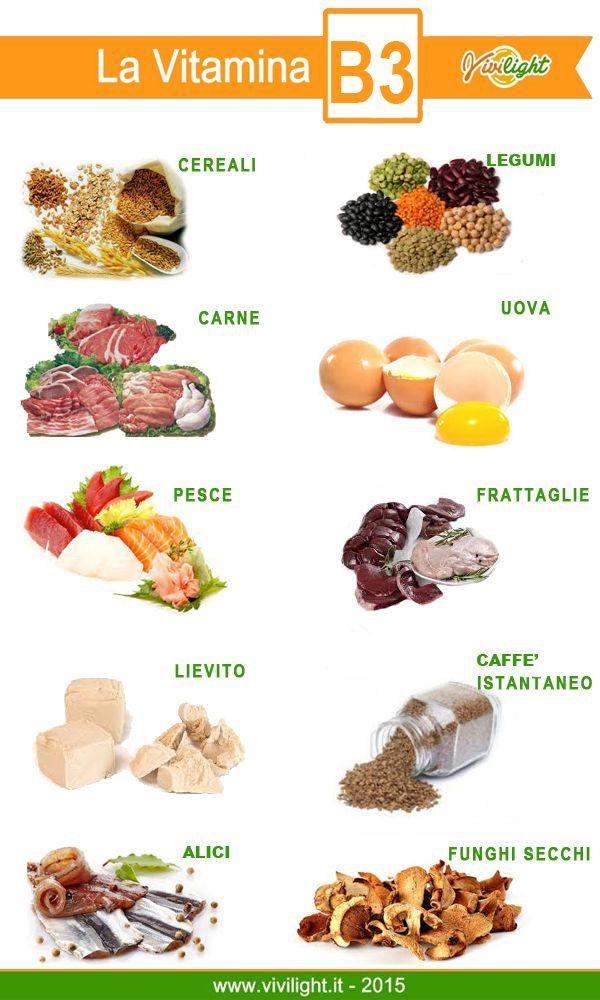 La vitamina B3
