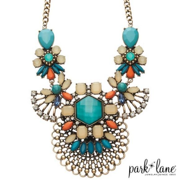 SOLD  NWT Park Lane Samba Necklace NWT Park Lane Jewelry Necklaces