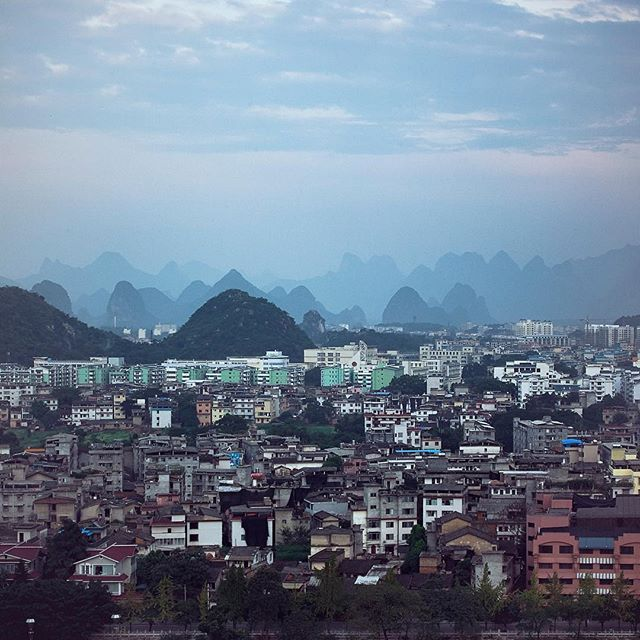 #guilin #china #karst #city #travel #editorial #photography #otherworldly