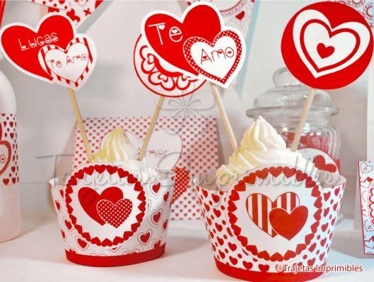 Decoraciones para san valentin d a de san valentin - Decoraciones para san valentin ...