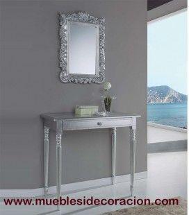 Espejo Barroco Tallado 0011 del catálogo de Mueblesidecoracion. Consulte nuestro catálogo completo haciendo click http://www.mueblesidecoracion.com/41-espejos
