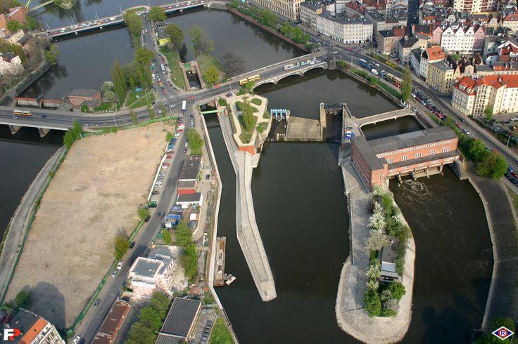 Wrocław - miasto 100 mostów #Wroclaw