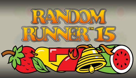 Random Runner 15 is een mooie video gokkast met 5 reels en 15 winlijnen. Dit is de populairste gokkast van Novomatic - een bekende casino software ontwikkelaar. Geniet van het spelen van een klassieke gokautomaat met Online Casino HEX.nl!