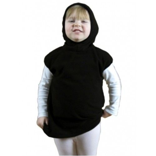 Tabard Child  Black 3-4 Year