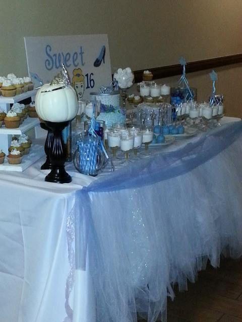 Cinderella Sweet Sixteen