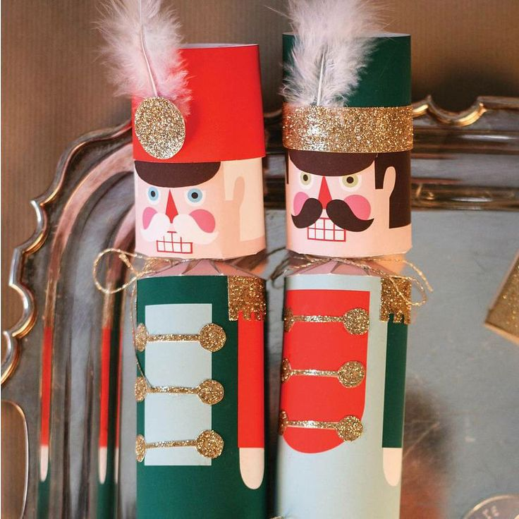 27 best christmas decoration images on pinterest christmas deco nutcracker christmas cracker kit for 10 nutcracker craftsnutcracker christmaschristmas diychristmas solutioingenieria Images