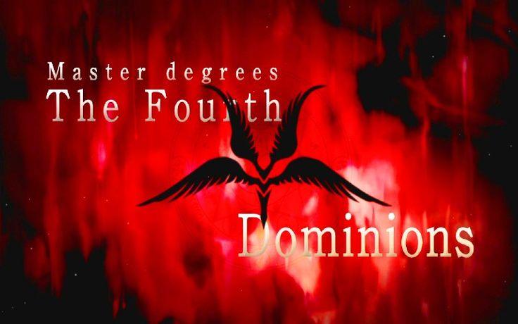 4.中位三階:主天使(Dominations/Dominion)