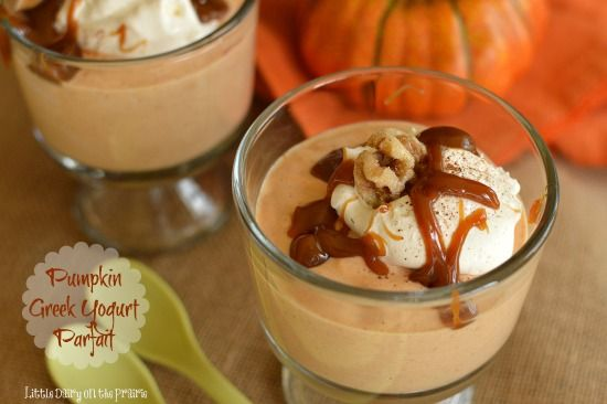 Can't get enough pumpkin packed in during the fall season? Pumpkin Greek Yogurt Parfait's are like having a healthy slice of creamy pumpkin pie in a glass! If you have followed my blog …