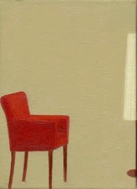 steifbeiniger Sessel