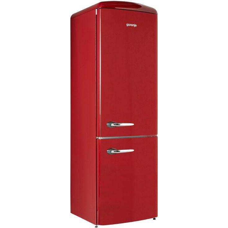 Réfrigérateur congélateur en bas GORENJE ORK192R sur Webdistrib.com