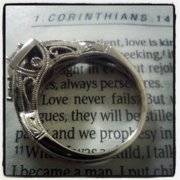 #Scripture: Pictures Ideas, Wedding Ring, Wedding Pics, Vintage Rings, Wedding Photo, Love Never Fails, Rings Shots, Rings Pictures, Wedding Pictures