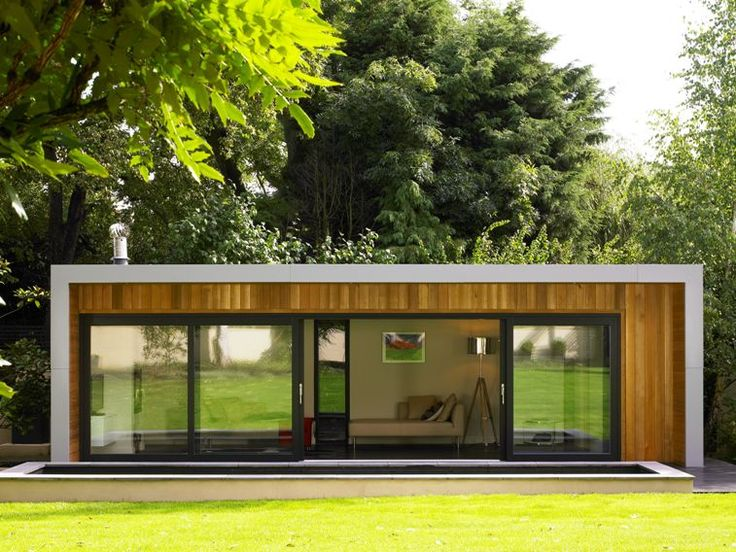 Cuberno garden room from http://www.roomsoutdoor.co.uk/
