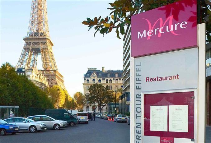 #Hotels - Mercure #Paris Centre Tour Eiffel. Paris's attractions, such as Champ de Mars and Seine, are within a 10-minute walk of Mercure Paris Centre Tour Eiffel. Guests can also visit Palais de Chaillot, the Musee Du Quai Branly and Trocadero.